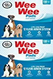 Four Paws 22×23 Wee Wee Pads 200pk (2 x 100ct box) Review