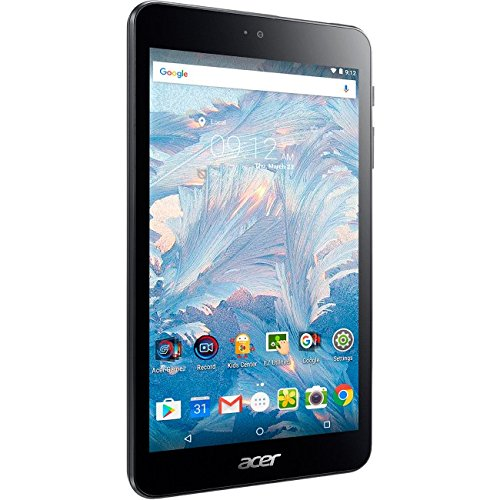 Acer ICONIA B1-790-K21X Tablet - 7'' - 1 GB DDR3L SDRAM - MediaTek Cortex A53 MT8163 Quad-core (4 Core) 1.30 GHz - 16 GB (NT.LDFAA.001) by Acer