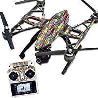 MightySkins Protective Vinyl Skin Decal for Yuneec Q500 & Q500+ Quadcopter Drone wrap cover sticker skins Color Bridge