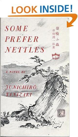 Free online ebooks downloads Some Prefer Nettles in Dutch PDF B009THVGEE by Junichiro Tanizaki