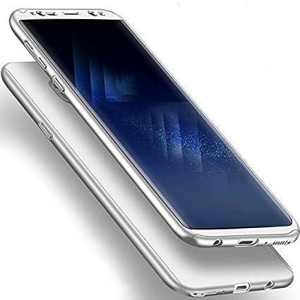 Thin Fit Lujoso y Radiante Carcasa para Samsung Galaxy A5 2017 A520, Funda Case Samsung Galaxy A5 2017 de Espejo,SaKuLa FUSION MIRROR Ultra Fina Slim Silicona TPU Airbag Anti-choque Ultra-delgado Anti-ara/ñazos delgada Caso Caja Bumper Protector