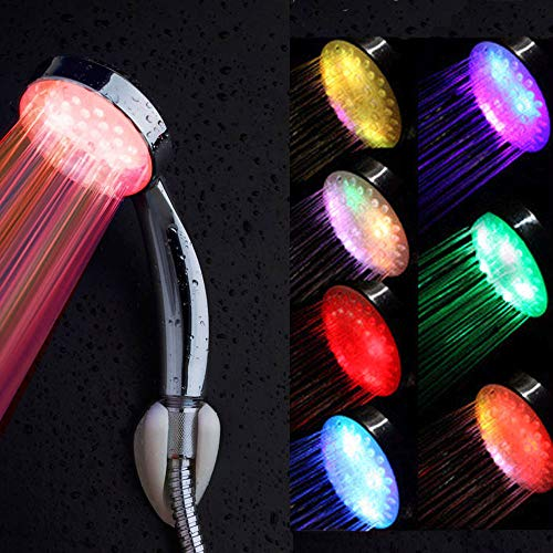 Water Glow Led Shower Light in US - 7