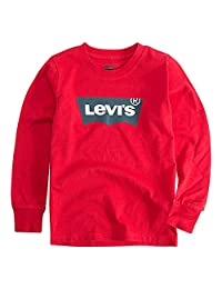 Levi's Boy's BATWING TEE Long Sleeve Tops