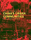 img - for China's Urban Communities book / textbook / text book