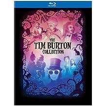 The Tim Burton Collection & Hardcover Book