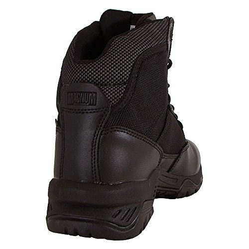 Magnum Men's Strike Force 6'' Waterproof Military & Tactical Boot, Black, 8 W US by Magnum (Image #2)
