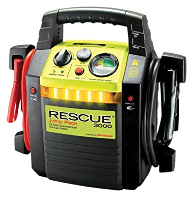 Quick Cable 604055-001 RESCUE Commercial Jump Pack 3000 Model