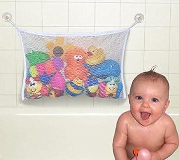 Kind Baby Badespielzeug Beutel Organizer Aufbewahrungsnetz Halter kartoon Tasche