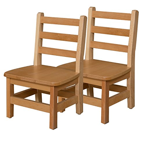 Wood Designs WD81002 10'' Chair, Carton of (2) by Wood Designs