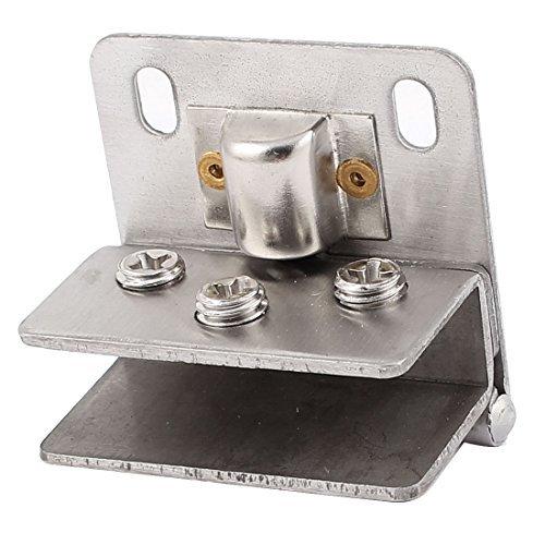 8 mm-10 mm réglable de charnière de porte clip de serrage en acier inoxydable pour - Douche Pour