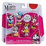 Just Play Minnie Mini Figure Set 5 pk Figures Toy Figure