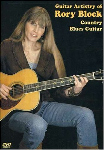 Guitar Artistry of Rory Block Country Blues (Acoustic Blues Blocks)