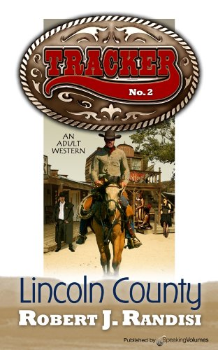book cover of Lincoln County