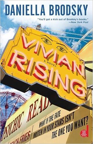 Amazon Fr Vivian Rising Daniella Brodsky Livres