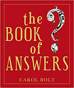 amazon the book of answers carol bolt fortune telling