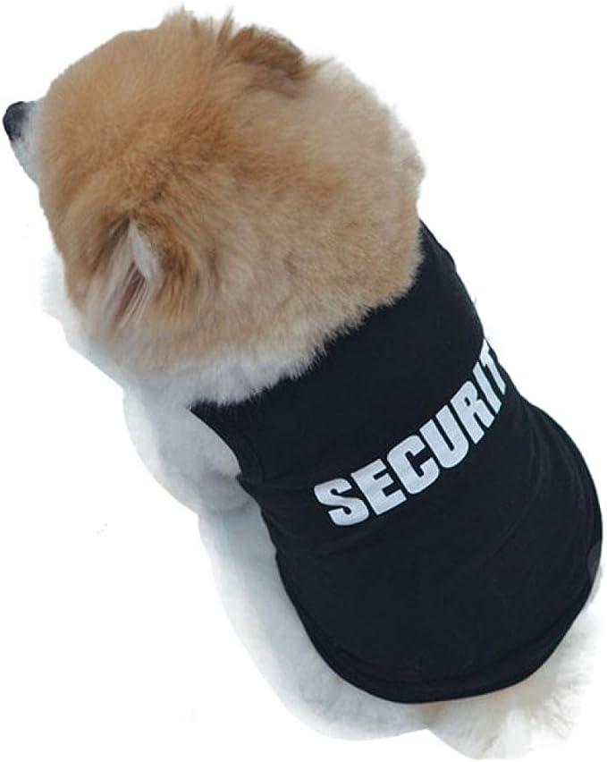 Fossrn Perro Ropa Disfraz Navidad Camiseta para Peque/ño Chihuahua Yorkshire Mascota Cachorros