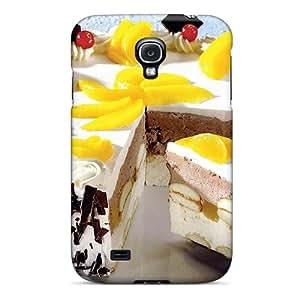 KPlank Perfect Tpu Case For Galaxy S4/ Anti-scratch Protector Case (ymmy Fresh Cake)
