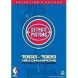 NBA: Detroit Pistons 1988-89 Champions