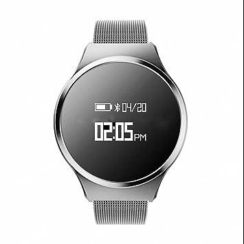 Bluetooth Connecté Bracelet OLED Montre sport Meilleur Fitness smart Bracelet,Sommeil chronomètre,Podomètres,