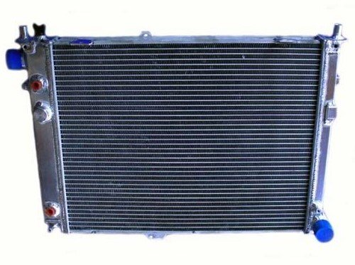 OPL HPR047 Aluminum Radiator for Saab 9000 (Automatic Transmission)