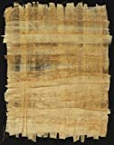 Light Egyptian Papyrus- 7x8-1/2 Inch Sheet