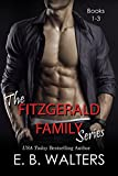 The Fitzgerald Family Boxed Set (book 1-3) (The Fitzgerald Family Series)