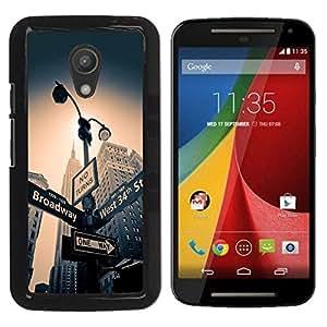 Dragon Case - FOR Motorola G 2ND GEN II - you??re in love - Caja protectora de pl??stico duro de la cubierta Dise?¡Ào Slim Fit