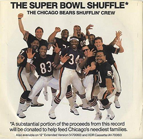 chicago bears super bowl shuffle - 5