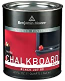 Benjamin Moore Studio Finishes Chalkboard Paint- Quart
