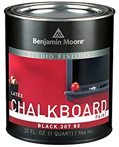 Amazon Com Benjamin Moore Studio Finishes Chalkboard