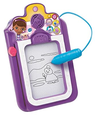 VTech Doc McStuffins Talk and Trace Clipboard | Computers