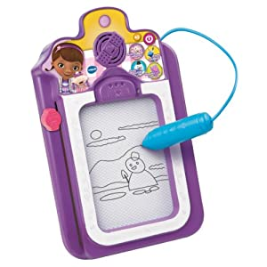 VTech Doc McStuffins Talk and Trace Clipboard