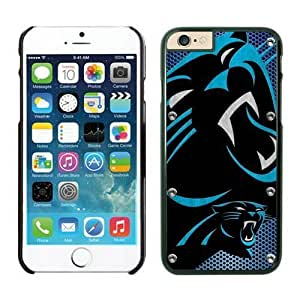 Carolina Panthers Case For iPhone 6 Black 4.7 inches