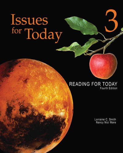 Best! Issues for Today, 4th Edition (Reading for Today 3) Z.I.P