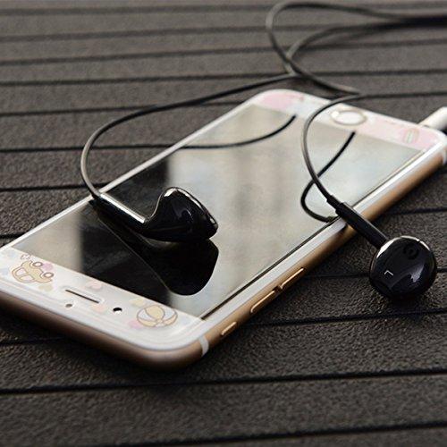 Apple earbudsHaRuion earphones Corded Headsets