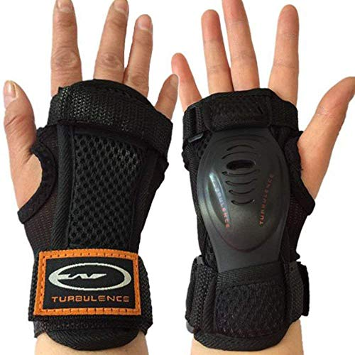 (CTHOPE Wrist Guards, Wrist Palms Protective Gear Gloves for Roller Skating, Snowboarding, Skating, Skiing, Motocross, Biking (M))