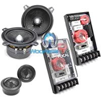 100A1 SG - Focal 4 2-Way Component Speakers System