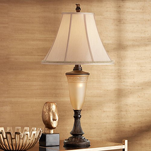 - Kathy Ireland Sorrento Night Light Table Lamp