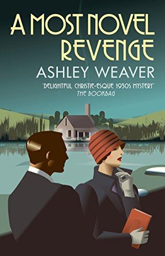 A Most Novel Revenge (The Amory Ames Mysteries)