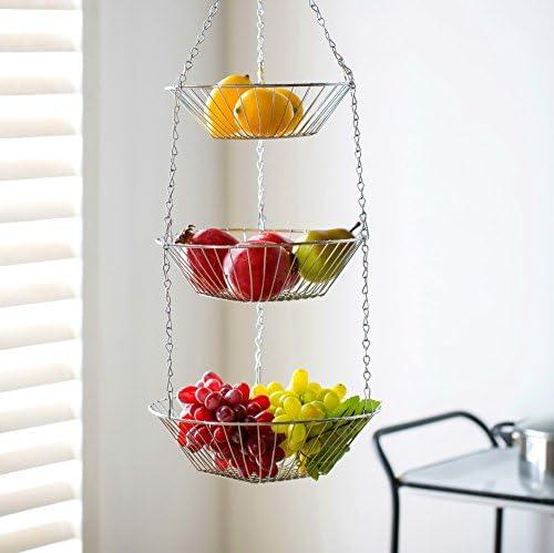 Deppon Hanging 3 Tiered Detachable Kitchen
