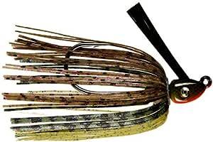 Strike King PRP38-8 3//8 Oz Pure Poison Swimming Jig Texas Craw 21693