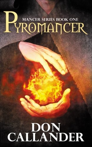 book cover of Pyromancer