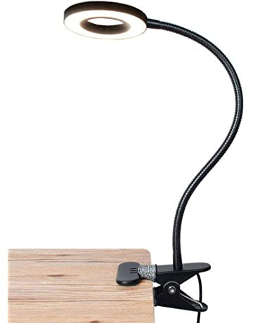 Fashion Style Icoco 6w Led Usb Dimmable Clip On Reading Light For Laptop Notebook Piano Bed Headboard Desk Portable Night Light Lights & Lighting