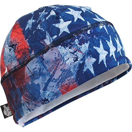 Turtle Fur Comfort Shell UV Brain Shroud, Lightweight Performance Beanie, USA, USA, (Turtle Lightweight Hat)