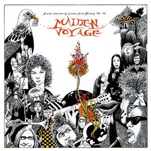 Maiden Voyage  A Wide Selection Of Grooves From Norway 66 76