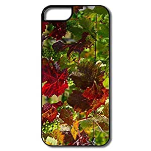 Case For Sumsung Galaxy S4 I9500 Cover, Fall Scenery White/black Cases Case For Sumsung Galaxy S4 I9500 Cover