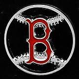 Boston Red Sox Logo Cut-Out Pin