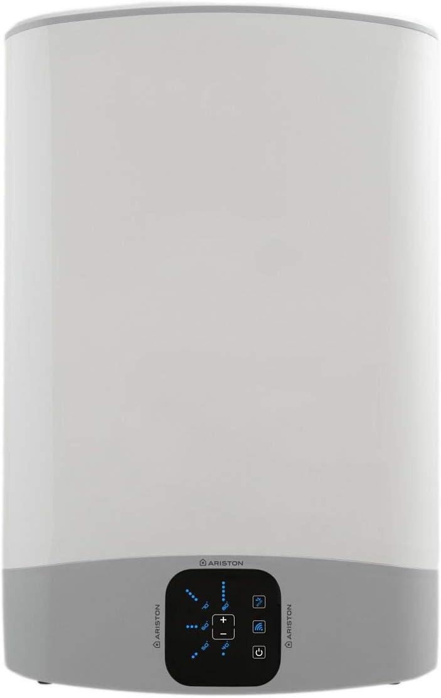 Termo eléctrico 80 litros Ariston VLS EVO WIFI 80 UE, titanio esmaltado [La eficiencia energética de Clase B]