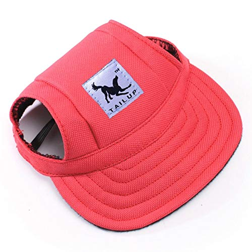 jimmy liam Dog Accessories - Pet Dog Hat Cap Baseball Fashion Hat for Dogs Casual Canvas Cap for Dog Hat Chihuahua Yorkshire 11 Colors 31 A1 1 PCs -