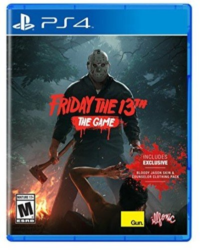 Friday The 13th: The Game - PlayStation 4 Edition -